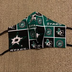 Men NHL Dallas Stars Face Mask